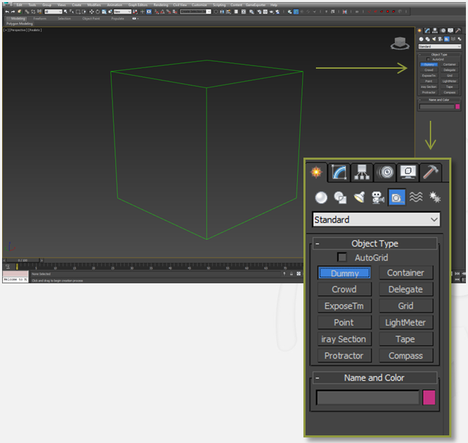 Importing Models from 3ds Max