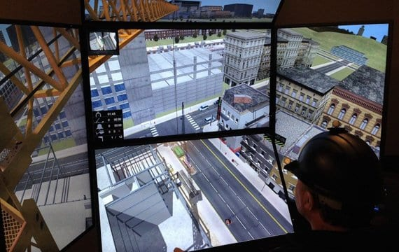 Scalable simulator training solution