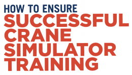 How to ensure successful crane simulator training | WRE