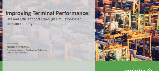 On-Demand Webinar: Improving Terminal Performance