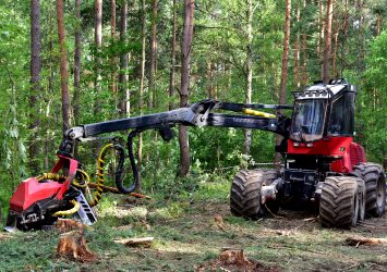 How simulation can help forestry & logging companies manage the skills gap