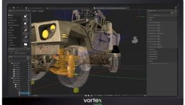CM Labs Introduces Point-and-Click Distributed Simulation Platform Set-up with Vortex Studio 2017b