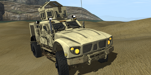 Samples Highlight: Defense Vehicles
