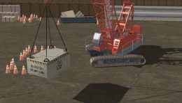 Crawler Crane Simulator Training Pack