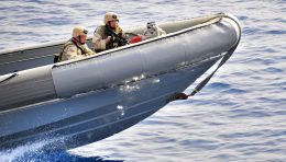 CM Labs and MARIN Demonstrate Small Watercraft Simulation