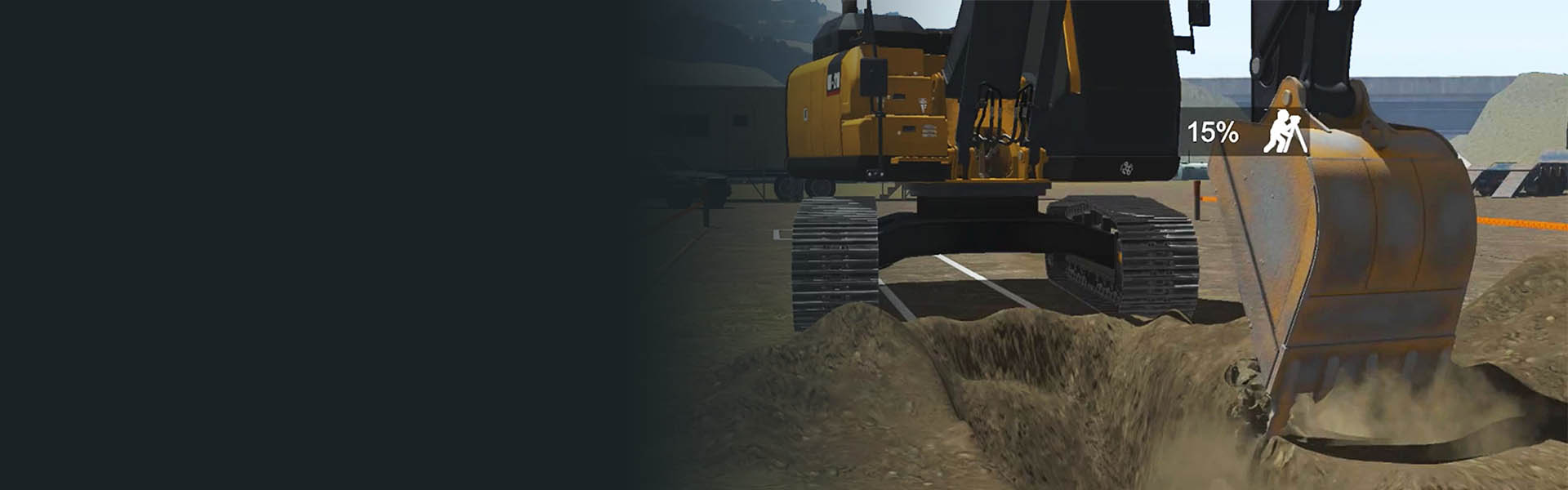 Cleaning Trenches - Excavator Simulator