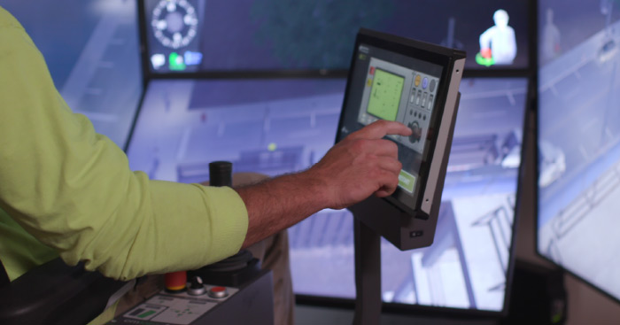 Are Simulators Effective at Training Heavy Equipment Operators?