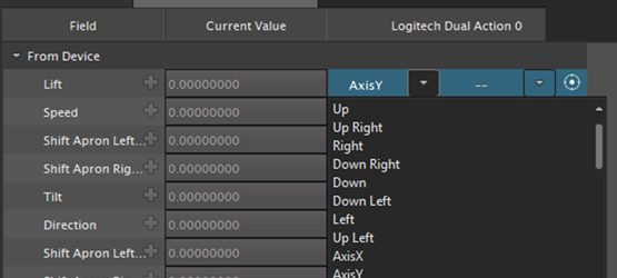 Vortex Studio 2017b Feature – Introducing a New Hardware Input Mapping System