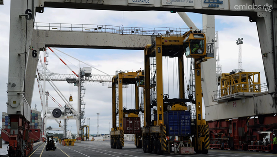 Customer Story: DP World Australia Container Terminal Improves Training with CM Labs Simulators