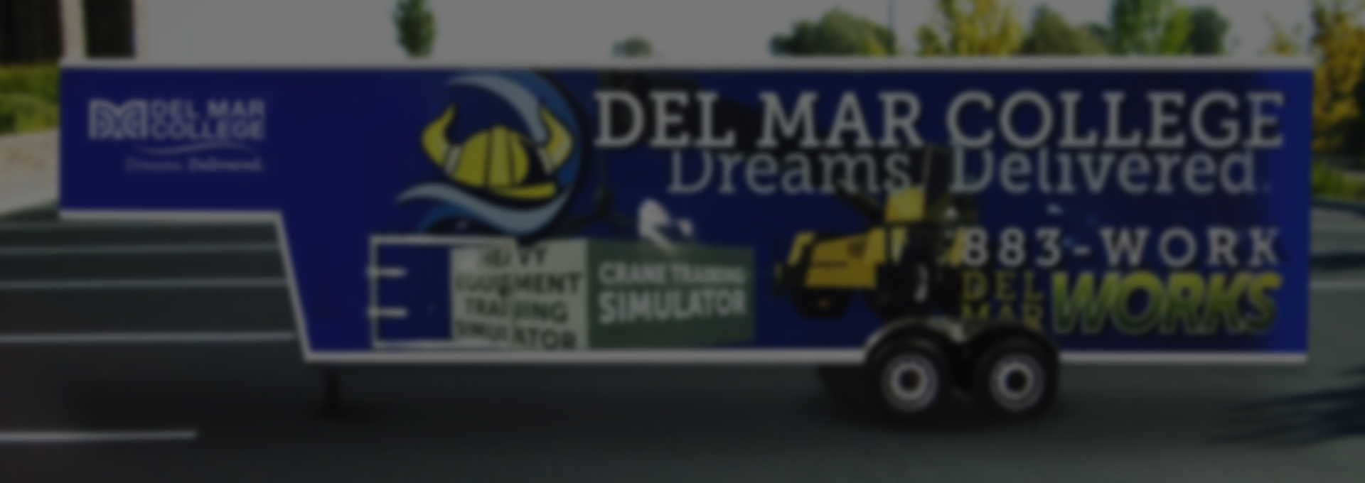 Del Mar College Boosts Skilled Workforce with CM Labs Vortex Simulator