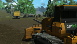 Advanced Dozer Techniques Can Now Be Taught Using Innovative New Simulator Technology