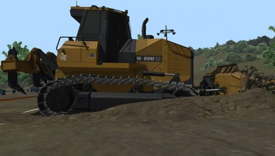 Dozer Simulator Training Pack