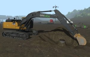 heavy equipment simulator ROI