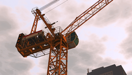 Luffing Tower Crane Simulator Training Pack