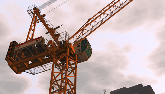 CM Labs Announces World's First Luffing Tower Crane Simulator