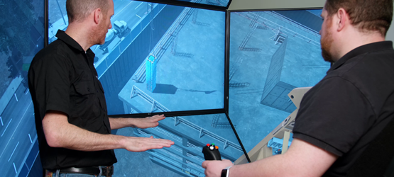 Luffing Tower Crane (LTC) Simulator Training Pack