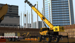 Mobile Crane Training Module