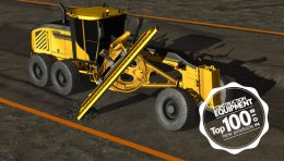 CM Labs Wins Top New Product Award for Motor Grader Simulator Training Pack