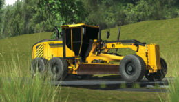 Update to CM Labs' Motor Grader Simulator Training Pack Includes Industry's Only Real-time Operator Assessment Feature
