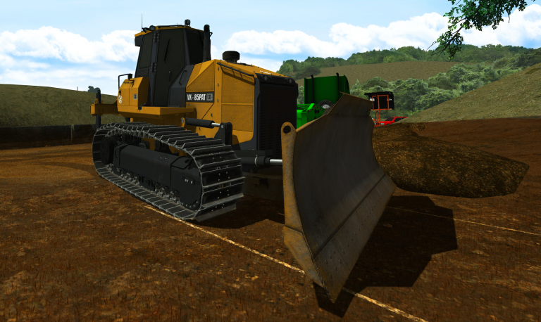New Dozer Simulator