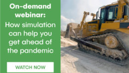 On-demand Webinar: How simulation can help you get ahead of the pandemic