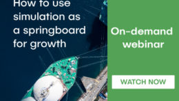 On-demand Webinar: How to use simulation as a springboard for growth