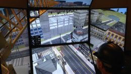 CITB deploys Simulators for Crane Operator Training