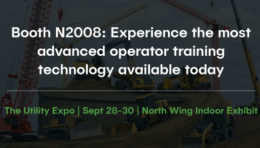 CM Labs to Unveil New Simulator Training Solution at Utility Expo 2021