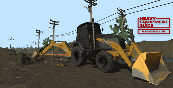 Backhoe Simulator