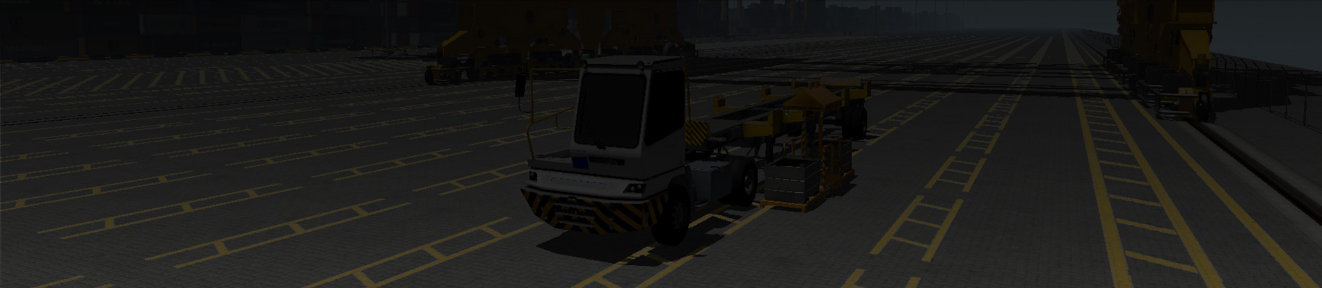 CM labs – Internal Transfer Vehicle Simulator