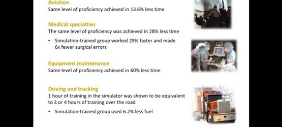Better training, safer worksites: Preventing worksite incidents through simulation-based training