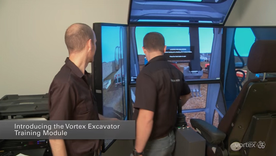 Vortex Excavator Training Module