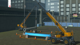 Video: CM Labs' Mobile Crane Simulator Training Pack