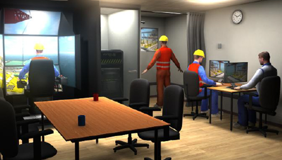 CM Labs, PNI Training, Antycip Partner for Offshore Crane Operator Training Solution