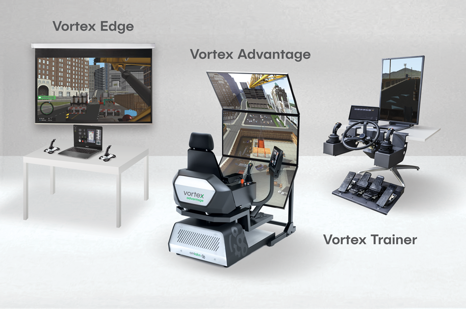 Vortex simulators products