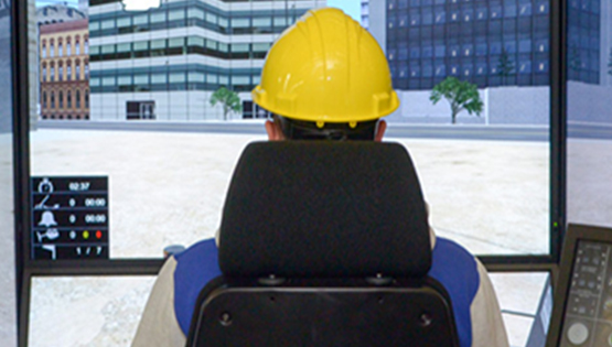 SAIT Training Program Engages Student Operators with « Transformational » Vortex Simulators