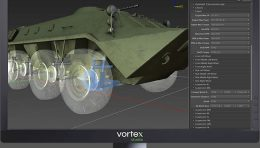Vortex Studio Essentials Edition a Worldwide Success Story with Hundreds of Downloads in First Few Months