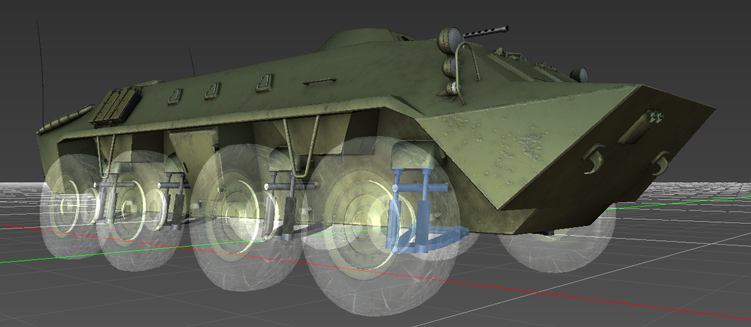 Vehicle modelling services