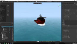 Maritime Simulation with Vortex Studio – Vortex University April 2017